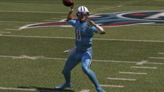 Color Rush Tennessee Titans Madden NFL 17