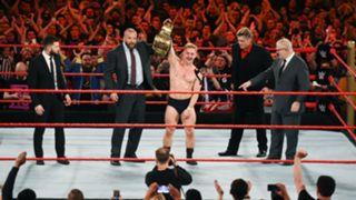 WWE 最年少王者 タイラー・ベイツ