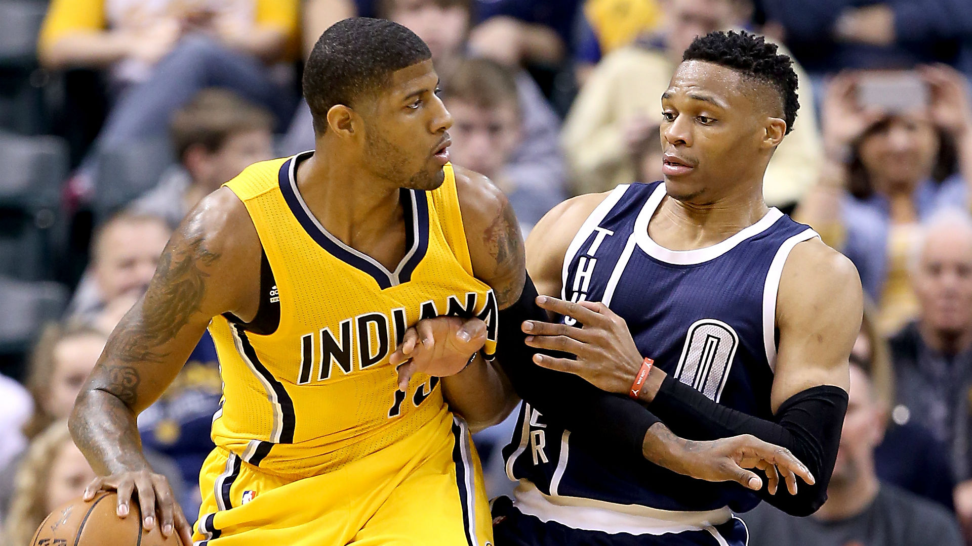 Nba Trades With Bold Move For Paul George Thunder Have