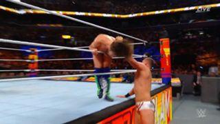 WWE サマースラム ダニエル・ブライアン vs. ザ・ミズ