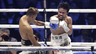 比嘉大吾 WBC フライ級 16連続KO 失敗