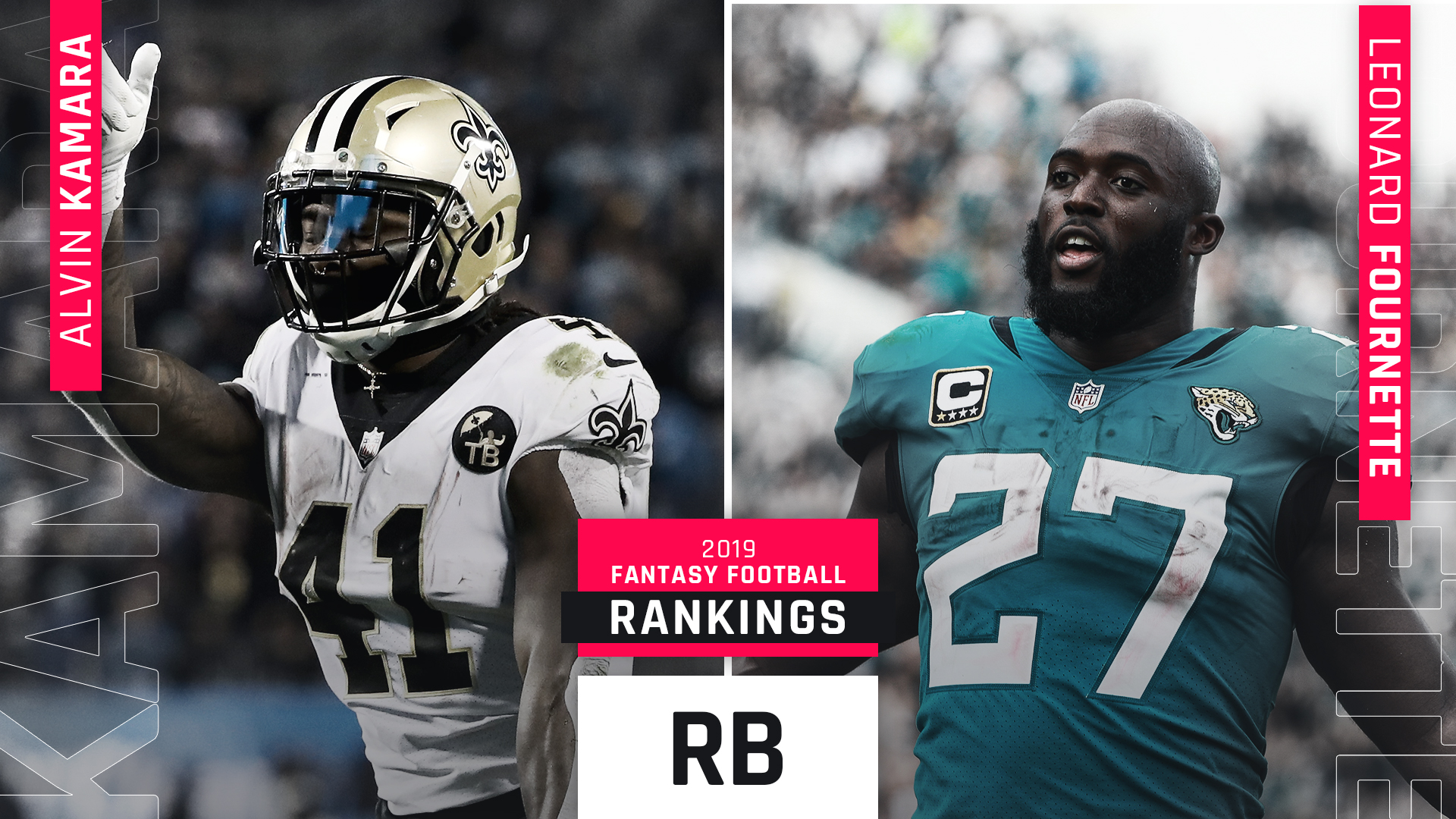 Updated 2019 Fantasy RB Rankings: Top running backs, sleepers for your draft cheat sheet
