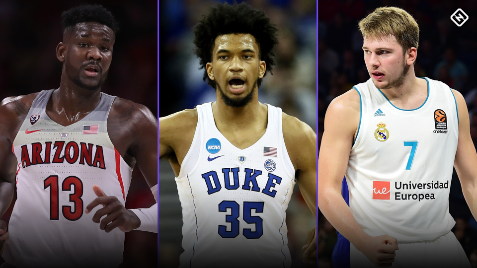 NBA Mock Draft 2018: Suns, Grizzlies snag top prospects; Cavs pick perfect partner for LeBron James