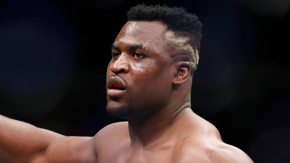 UFC Phoenix results: Francis Ngannou finishes Cain Velasquez in 26 seconds