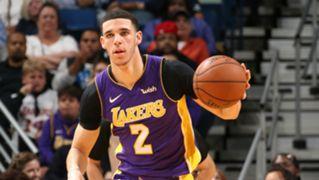 Lonzo Ball Los Angeles Lakers