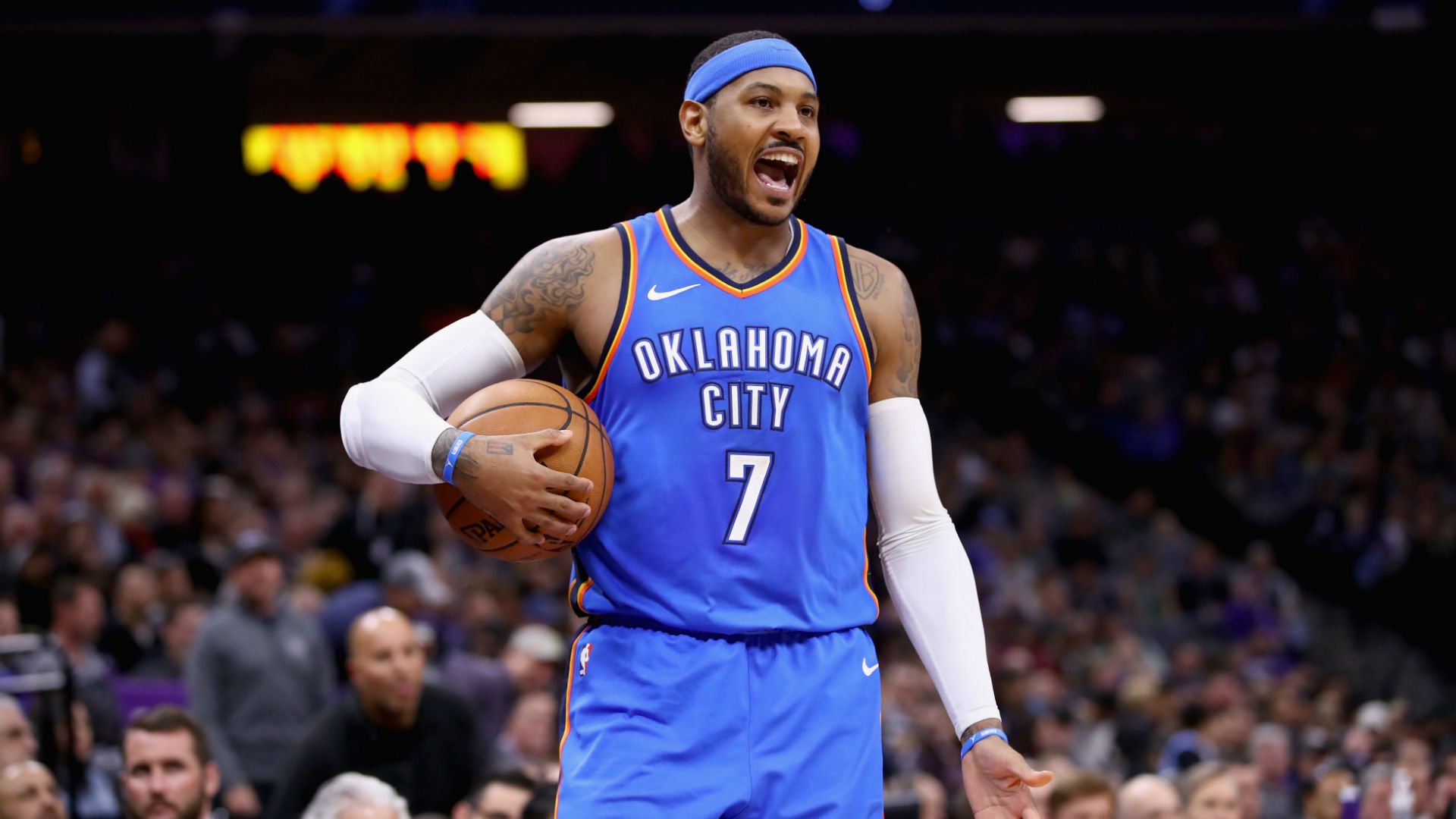 358d155ad NBA trade rumors  Three questions Carmelo Anthony suitors must answer