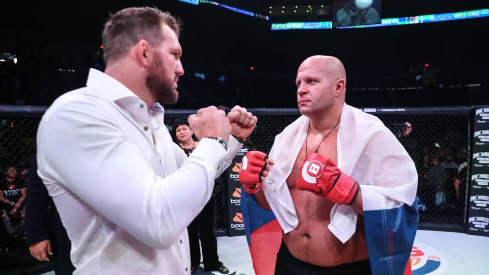 Bellator 214: Ryan Bader vs. Fedor Emelianenko fight date, PPV price, how to watch, live stream