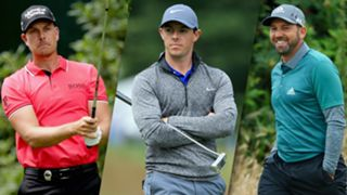 Golfers on the 2016 European Ryder Cup roster