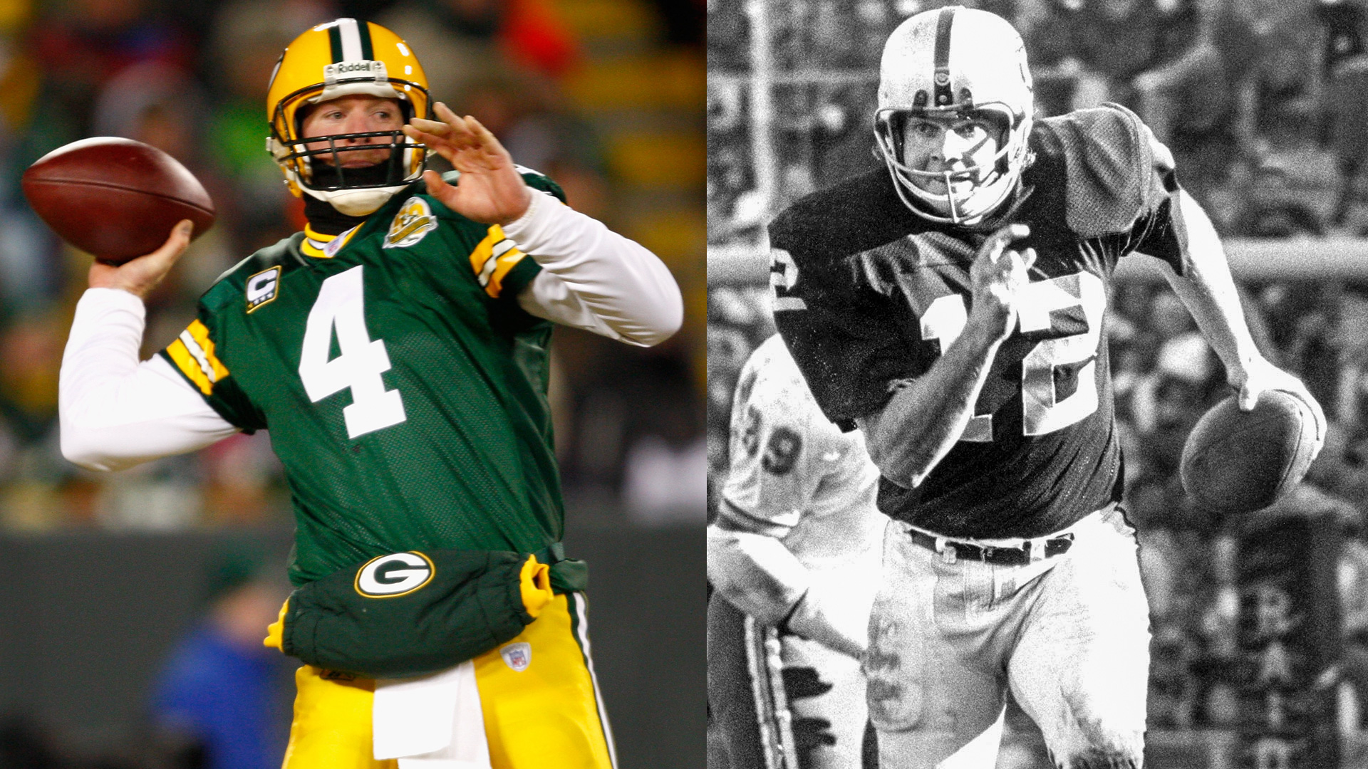 new product 241fe 662df Brett Favre says his 'homeboy' Ken Stabler was always an ...