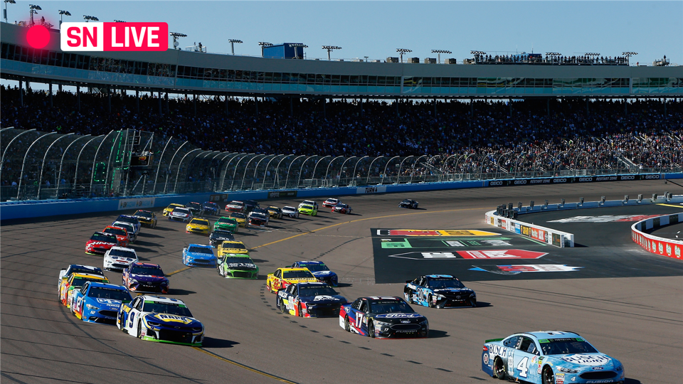 NASCAR at Phoenix: Live race updates, highlights from Can-Am 500