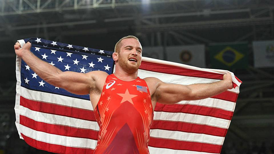 Wrestling legend Kyle Snyder inspiring others on path to World Championships