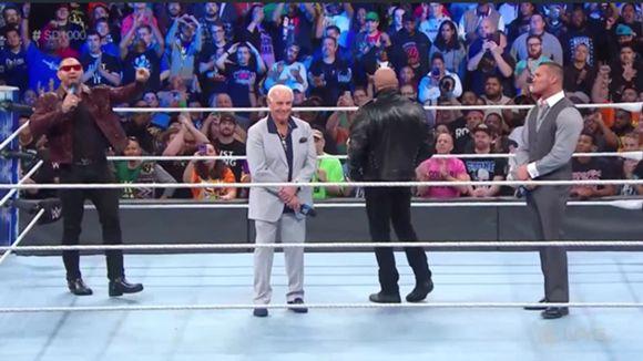 WWE スマックダウン #1000 エボリューション