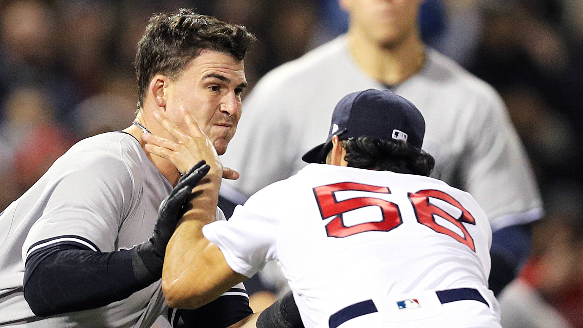 Baseball fights highlight a double standard in sports ...