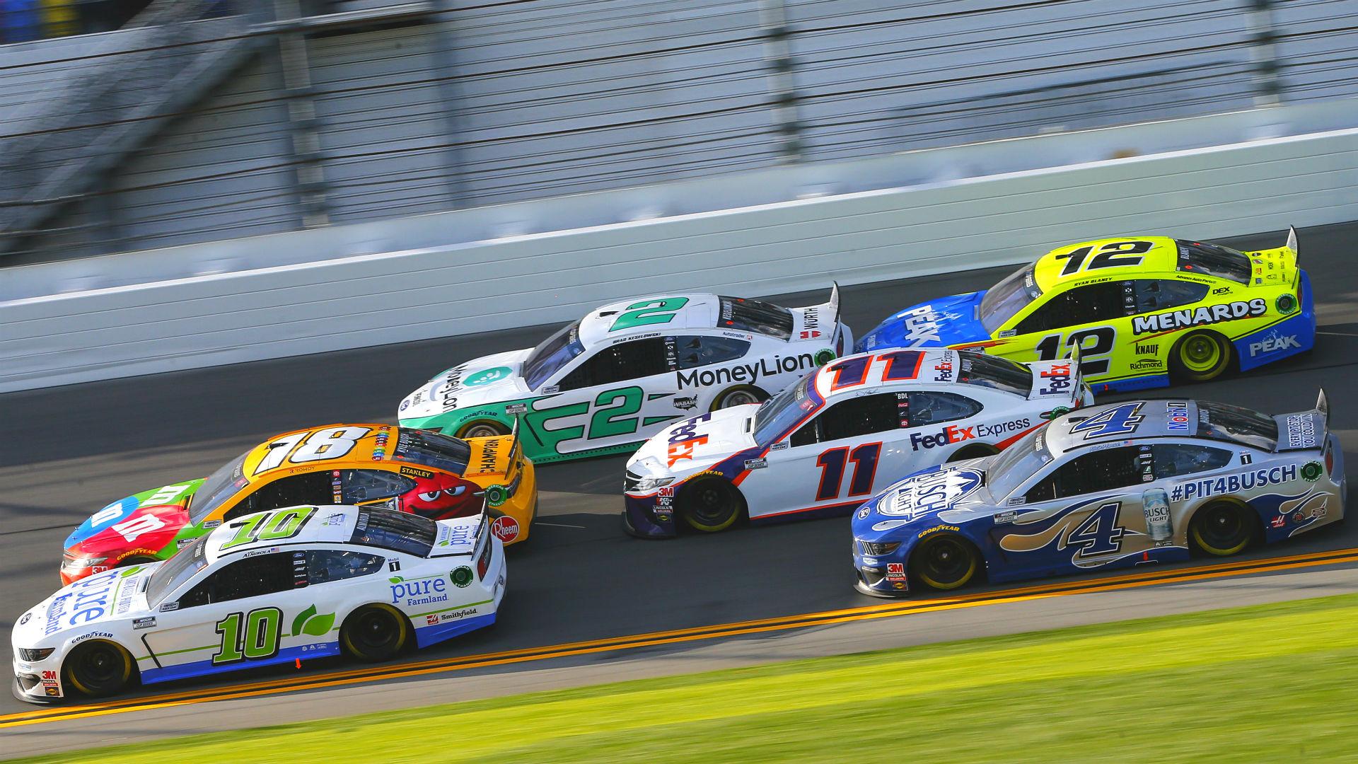 Calendario de NASCAR 2020: fechas, canales de televisión, horarios de inicio de todas las carreras de la Copa 2