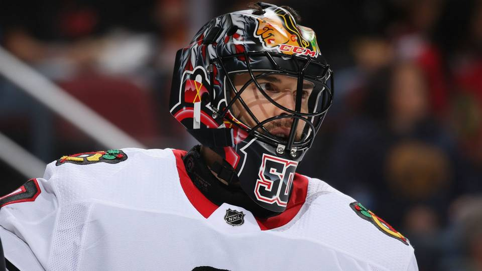 Blackhawks could face crisis with Corey Crawford still shrouded in mystery