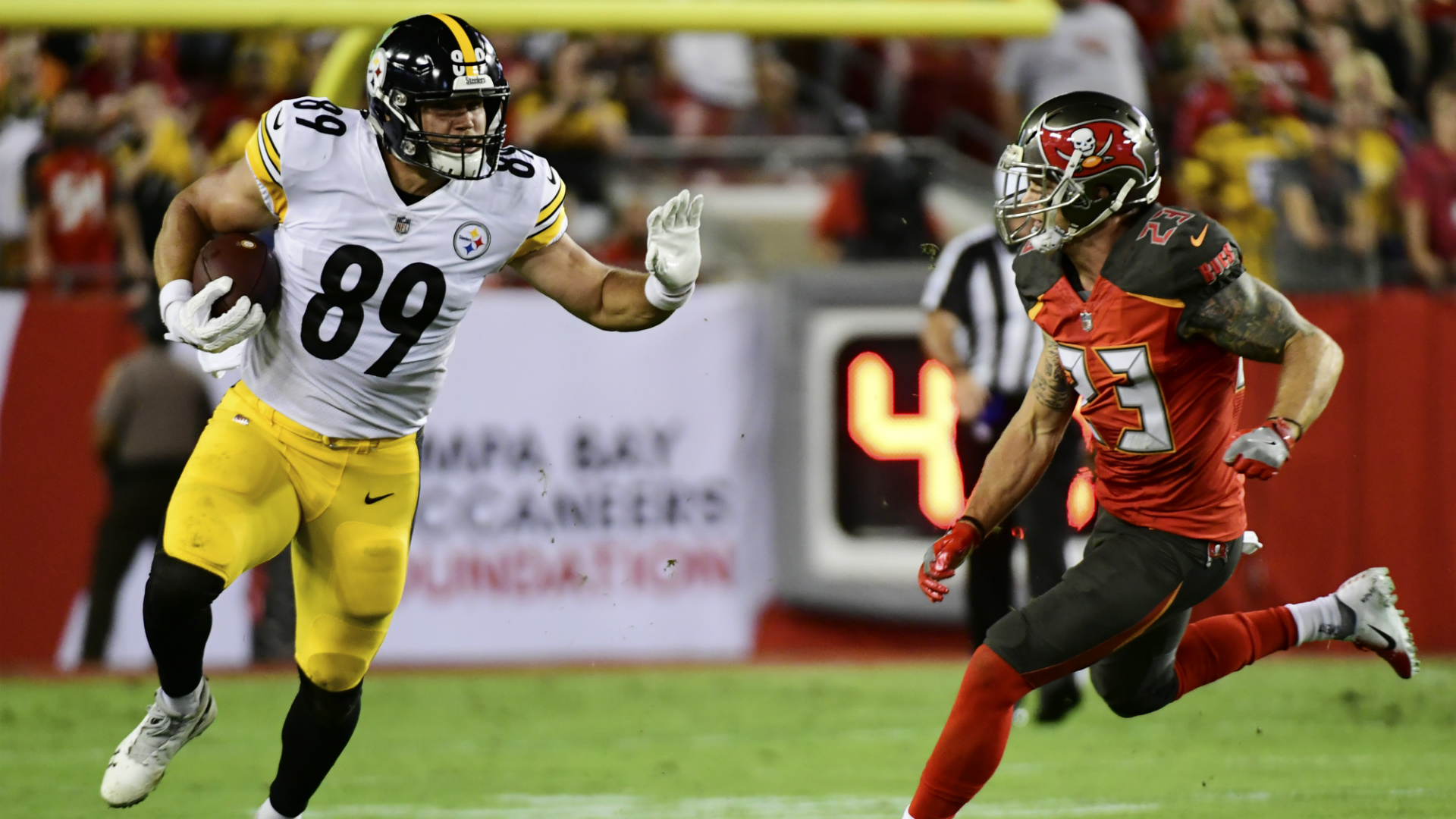 b4879aa5 Steelers vs. Buccaneers: Score, results, highlights from Monday ...