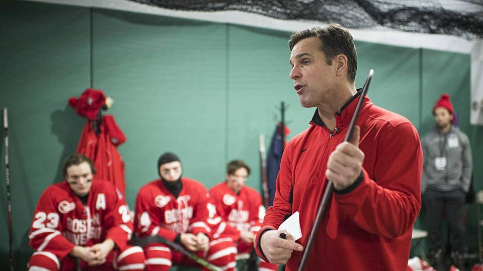 David Quinn checked all the boxes to become Rangers head coach