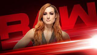 WWE, ロウ, #1342, プレビュー