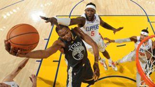 Warriors vs Clippers