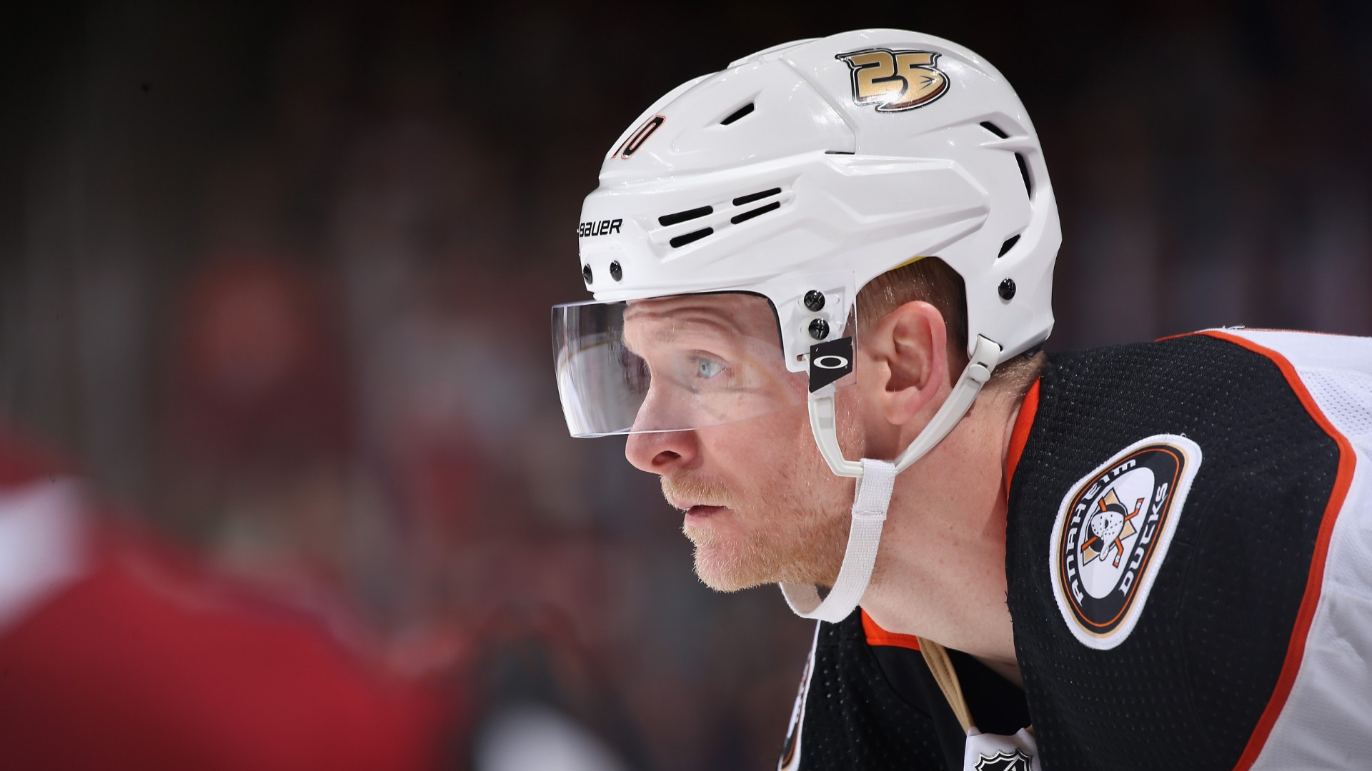 Corey Perry out with foot injury as Stars' training camp begins