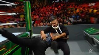 WWE PPV マネー・イン・ザ・バンク ローマン・レインズ