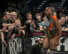 ROH Champion Jay Lethal
