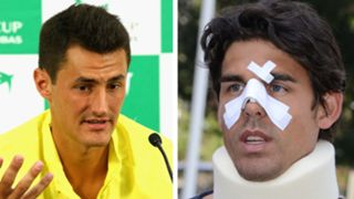 Tomic and Drouet