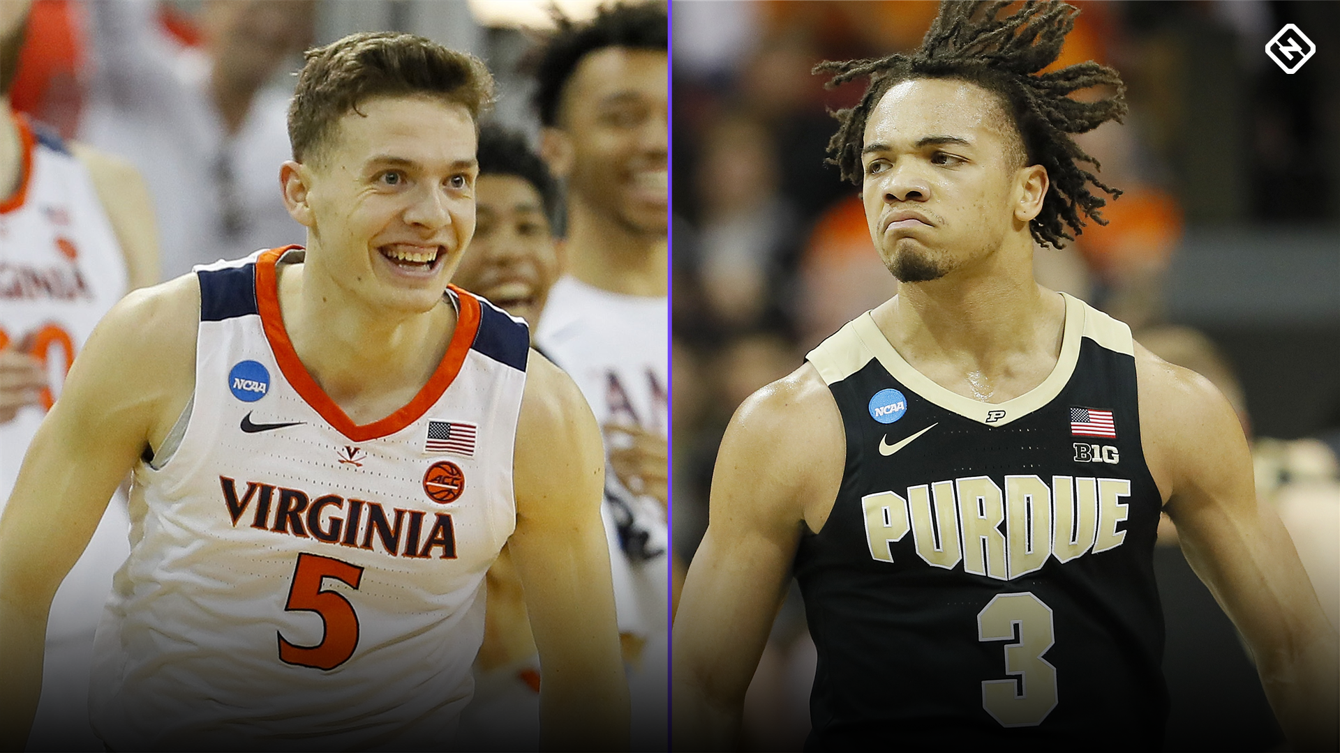 big sale 44611 bc664 Virginia vs. Purdue  Picks, predictions for March Madness Elite Eight  matchup   Sporting News
