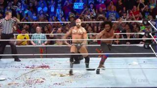 WWE, スマックダウン, #1005, 感謝祭