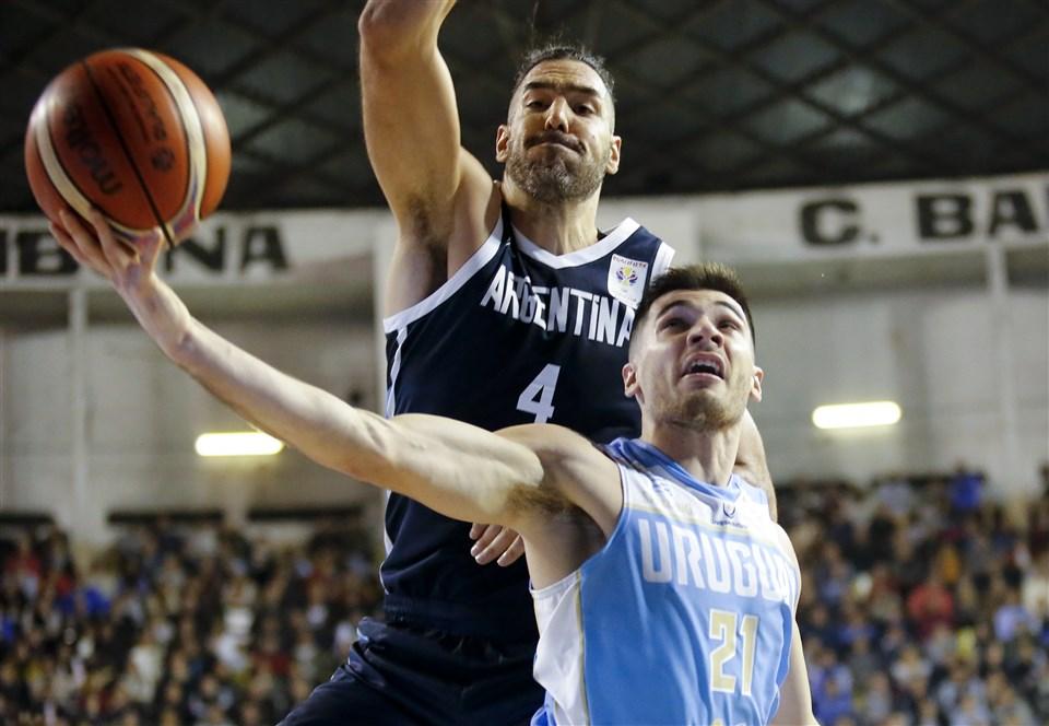 Luis Scola FIBA Argentina