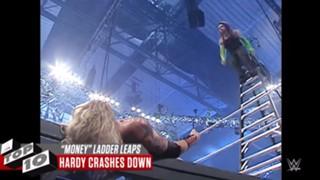 WWE マネー・イン・ザ・バンク ジェフ・ハーディー
