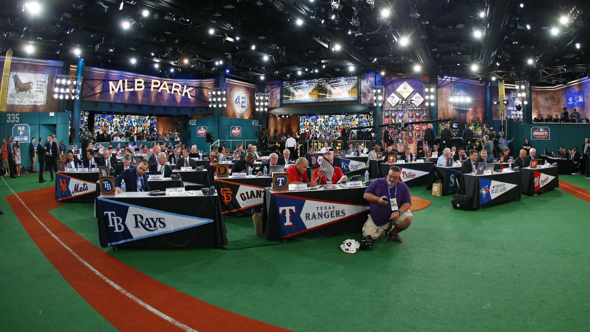 MLB Draft 2019 guide: Day 3 start time, pick order, TV