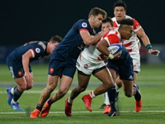 Japan v France Rugby Internatgional Match