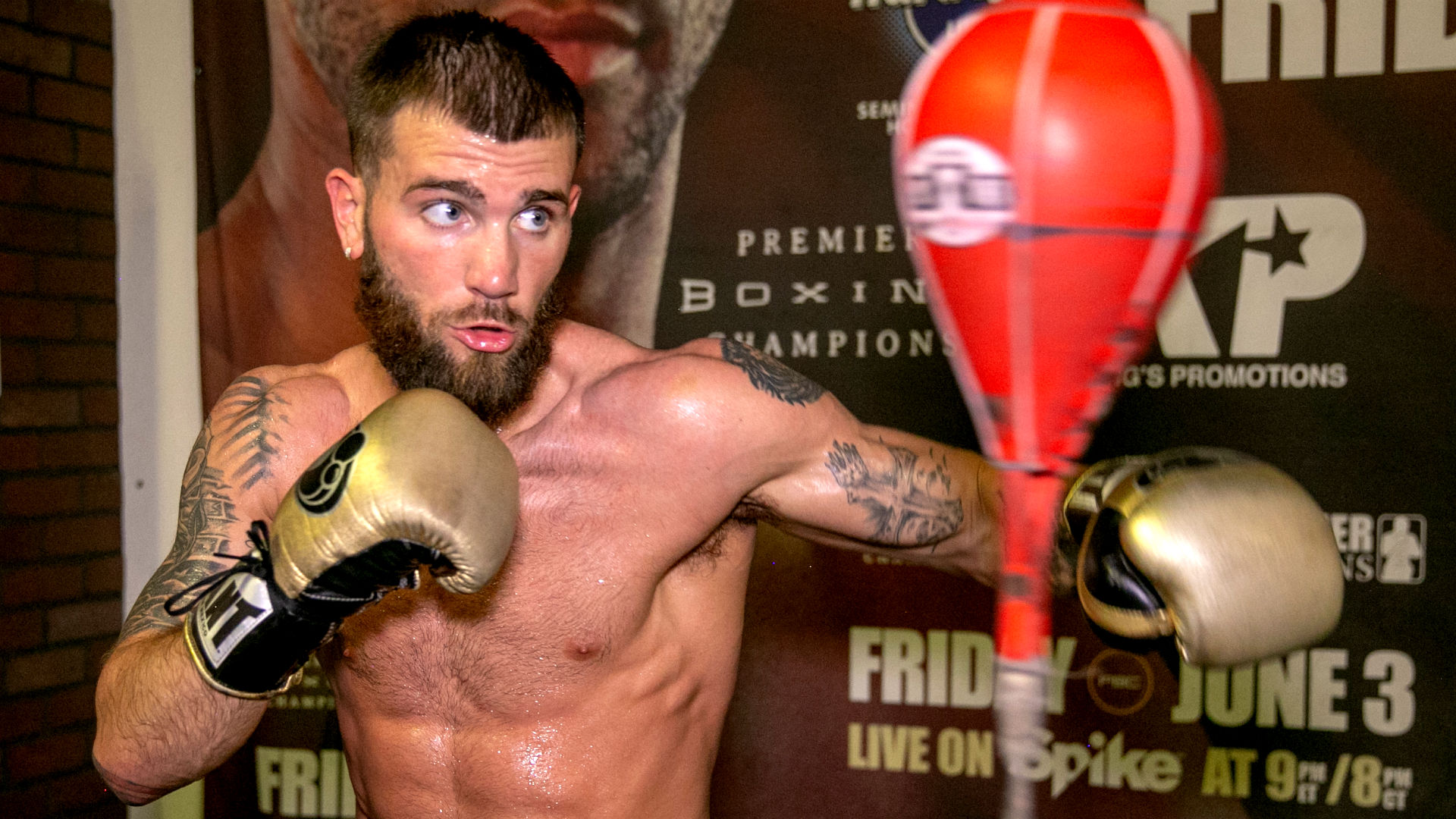The Book of Caleb: Tragedy, triumph and race are defining Caleb Plant's boxing legacy