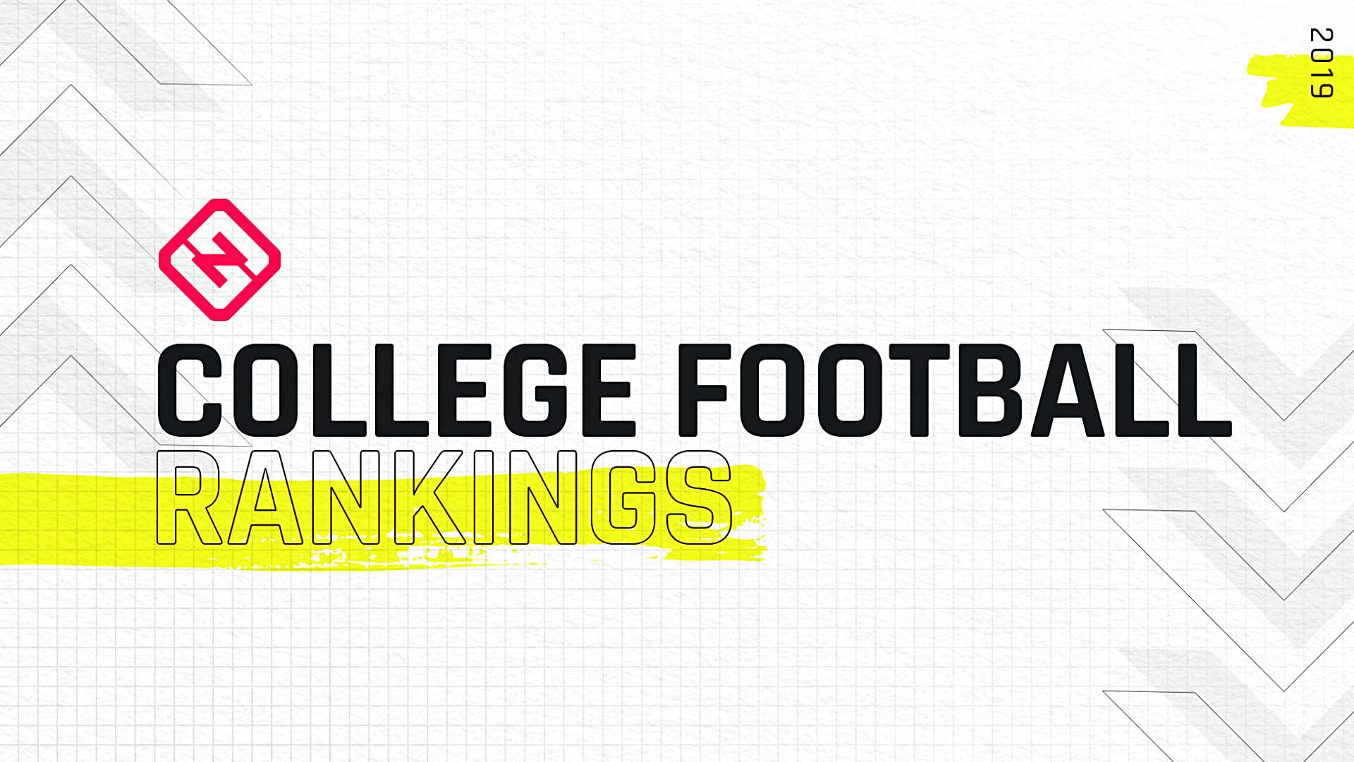 SN Week 4 College Football Rankings: Chaotic weekend creates brand new top 25