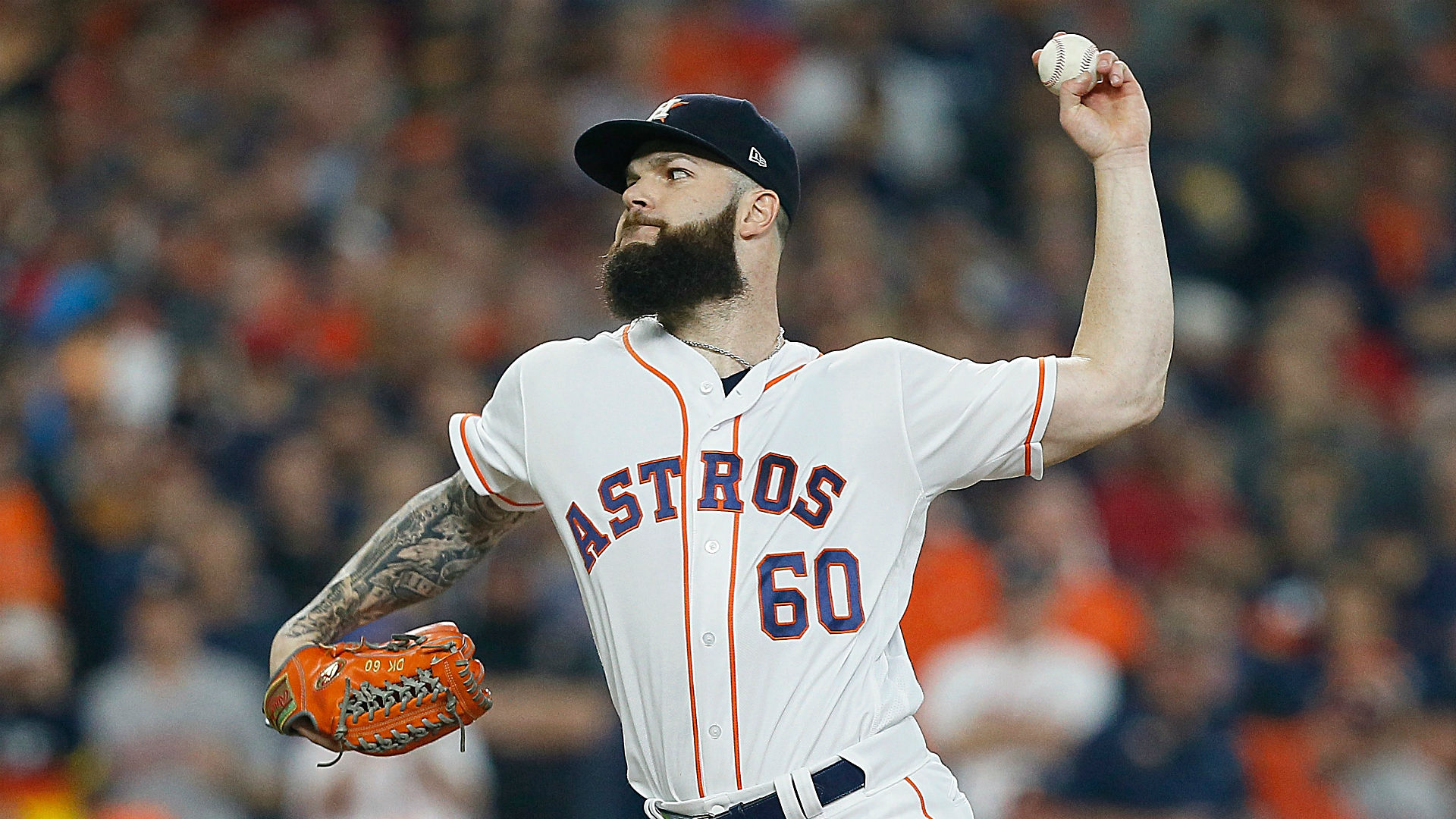 Dallas Keuchel apologizes for Astros sign-stealing scandal, says Mike Fiers broke