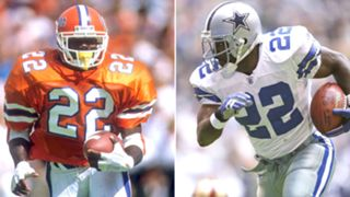 Florida: RB Emmitt Smith, Cowboys, Cardinals