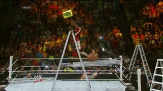 WWE マネー・イン・ザ・バンク コフィ・キングストン