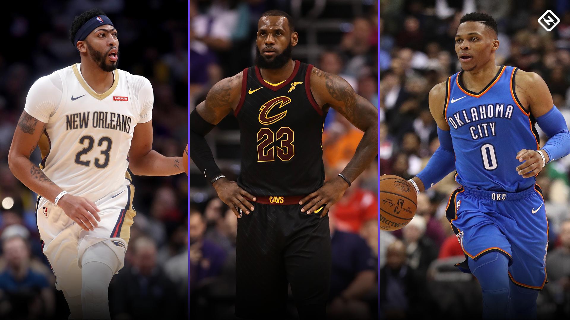 NBA Playoffs 2018: First-round Matchups, Final Standings
