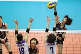 Hisamitsu Seiyaku Springs final 6