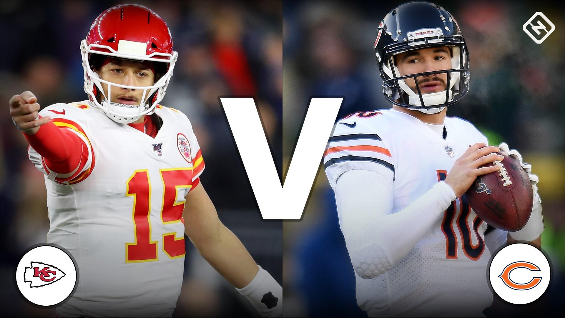 Chiefs vs. Bears final score: Kansas City cruises to Sunday night win