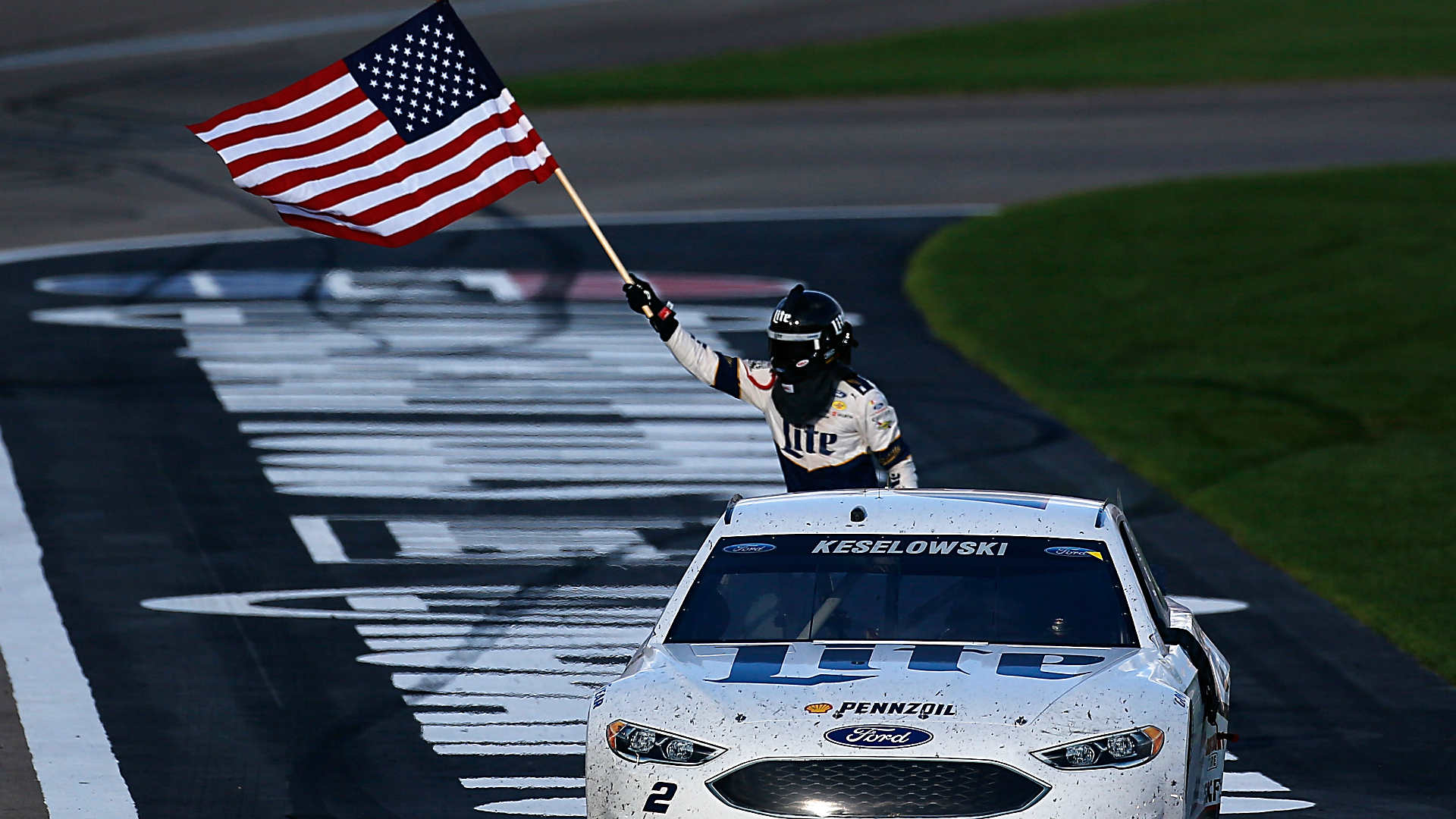 Brad Keselowski tweets where he stands on protests
