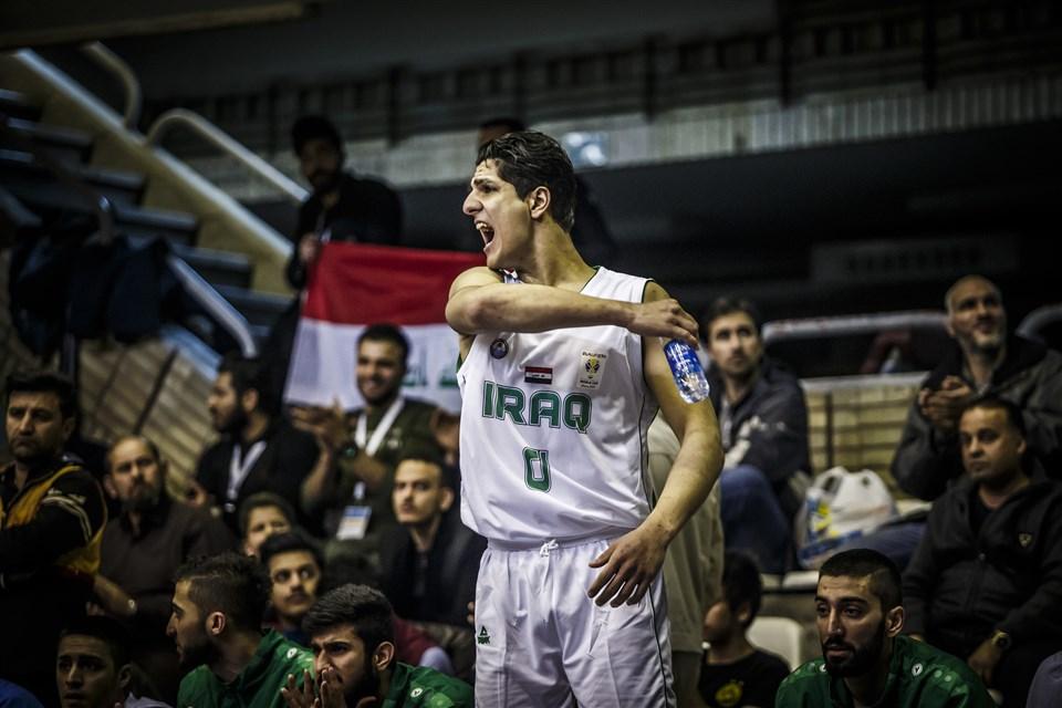 Ihab Al-Zuhairi FIBA Iraq