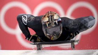 Winter Olympics practice