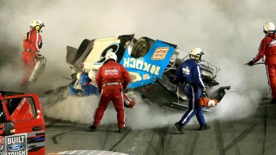 Ryan Newman updates: NASCAR driver remains hospitalized after Daytona 500 crash - sporting news