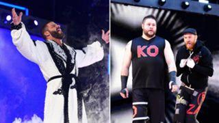 WWE ロウ スマックダウン シェイクアップ 移籍