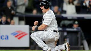 A's vs. Yankees