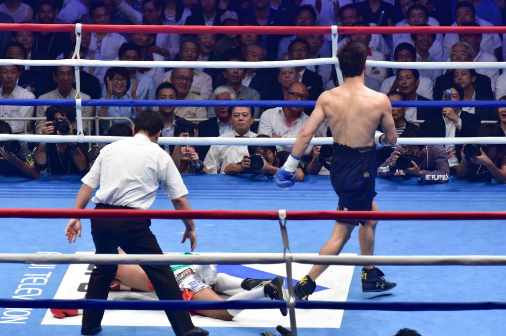 村田諒太 vs. アドリアン・ルナ