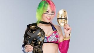 Asuka x NXT Womens