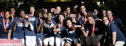 USA FIBA U18 Americas 2018